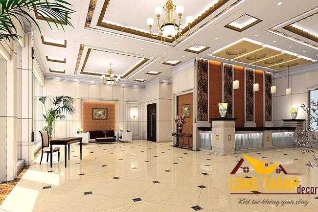 Thiết kế nội thất khách sạn - điều nền và cần thiết phải làm