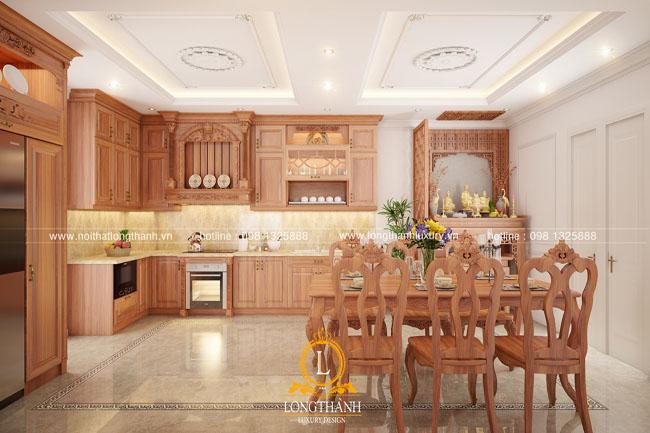 Thiết kế nội thất nhà phố - Thanh lịch, thời thượng