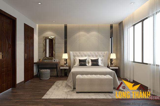 Thiết kế nội thất phòng ngủ cao cấp ở đâu?