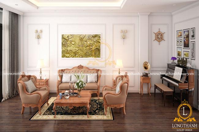 Thiết kế nội thất tân cổ điển – xu hướng thiết kế nội thất được yêu thích năm 2018