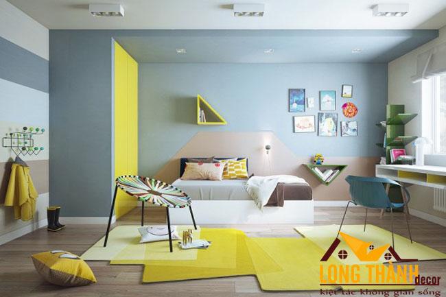 Phòng ngủ đẹp đơn giản bằng cách trang trí