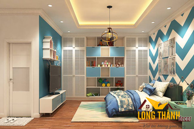 Thiết kế phòng ngủ hiện đại mang phong cách riêng