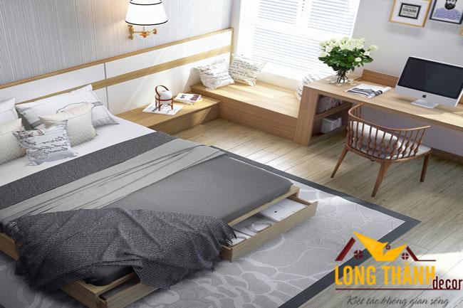 Thỏa sức thiết kế sáng tạo cùng phòng ngủ cao cấp
