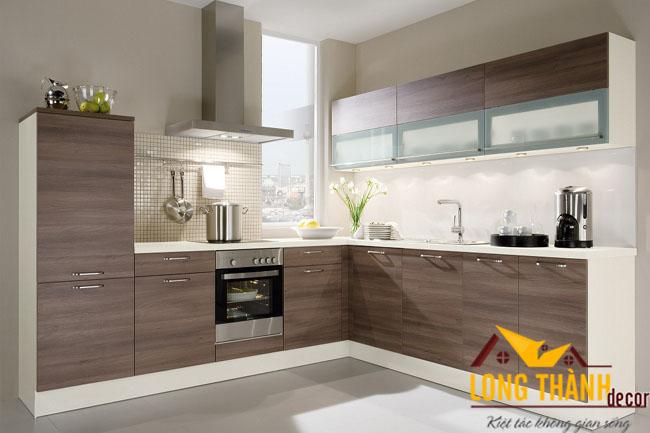 Tủ bếp gỗ Laminate LT 20
