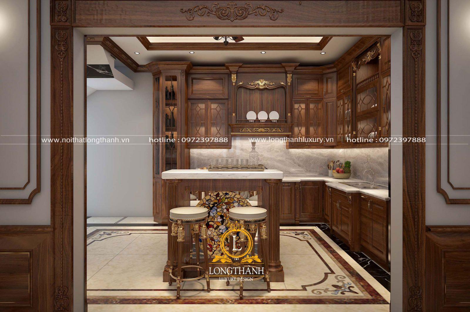 Thiết kế nội thất nhà biệt thự tùy thuộc vào phong cách và thực trạng không gian