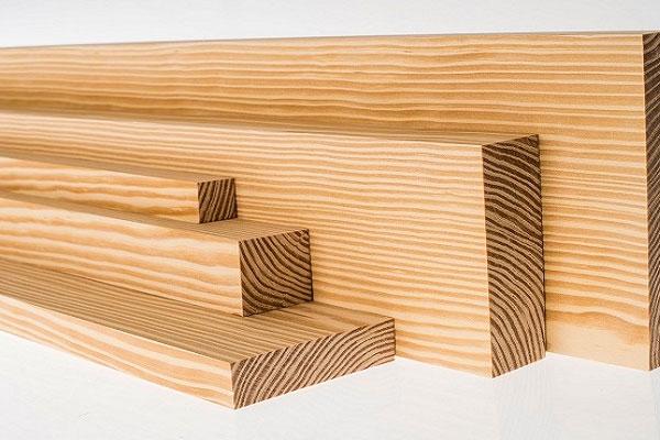 Gỗ thông tự nhiên và ứng dụng của gỗ thông trong nội thất