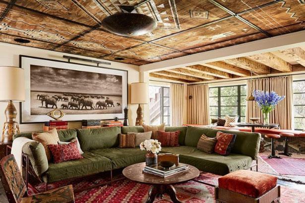 Lãng mạn, bình yên với phong cách thiết kế nội thất Rustic Home