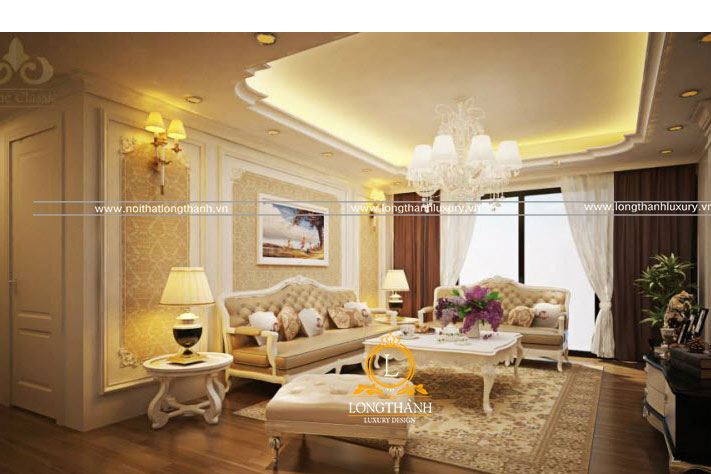 17+ mẫu nội thất cho phòng khách chung cư tinh tế sang trọng không thể bỏ qua