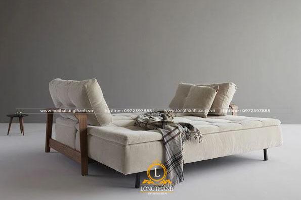 Mẫu sofa giường đẹp và tiện nghi phù hợp nhiều không gian
