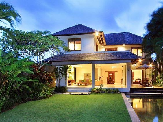 Biệt thự vườn, xu hướng thiết kế mang lại không gian sống ấn tượng