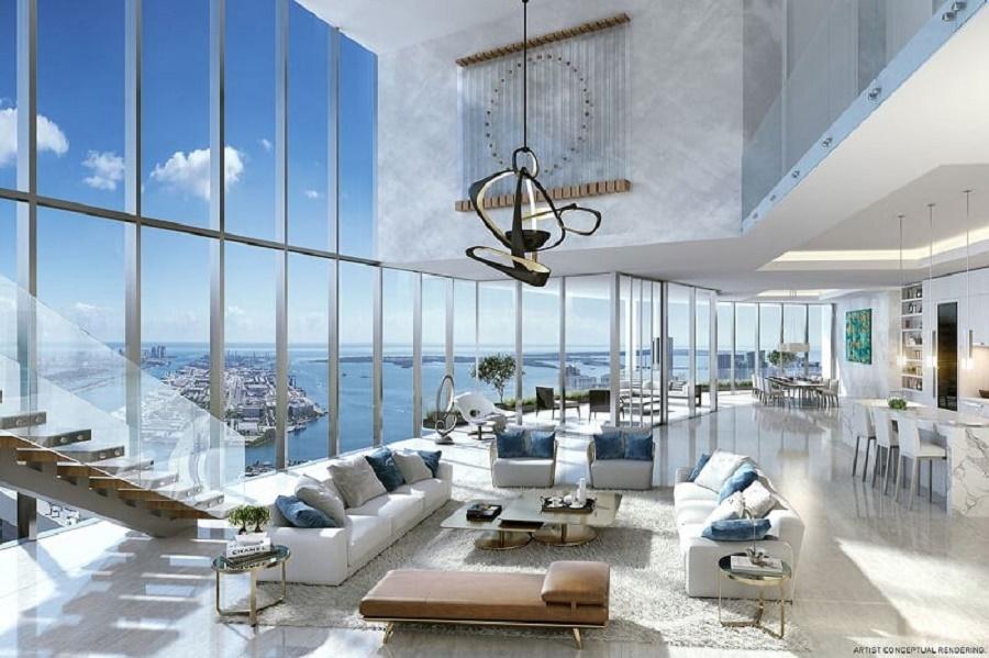 Căn hộ Duplex là gì – Các nét đặc trưng, sự khác nhau so với Penthouse