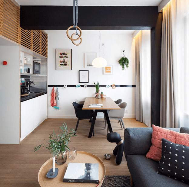 Căn hộ studio là gì? Những gợi ý cho thiết kế nội thất studio
