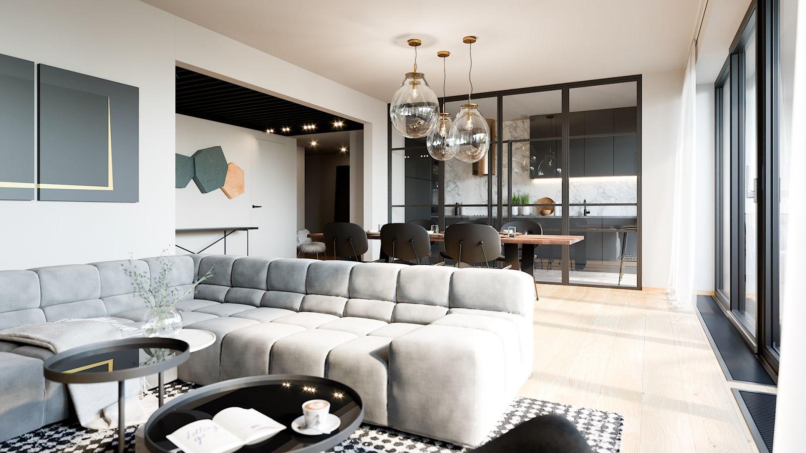 Phong cách nội thất đương đại Contemporary - Cập nhật xu hướng nổi bật