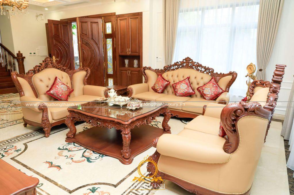 Hình ảnh thực tế thi công nội thất nhà chị Hiền tại Vinhomes Anh Đào, Long Biên