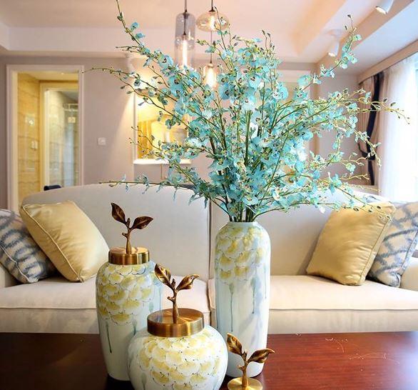 Các mẫu cắm hoa đơn giản trang điểm cho nhà thêm xinh