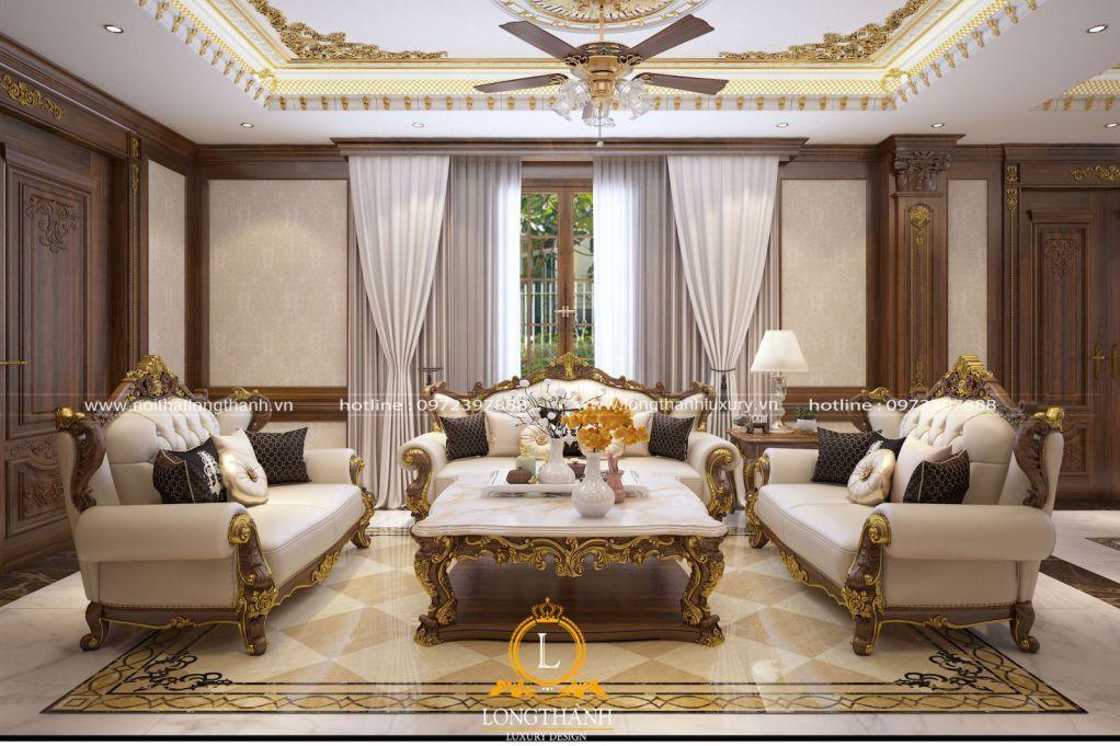 5+ Mẫu thiết kế nội thất biệt thự đẹp - Sang Trọng - Hiện Đại nhất cho năm 2020