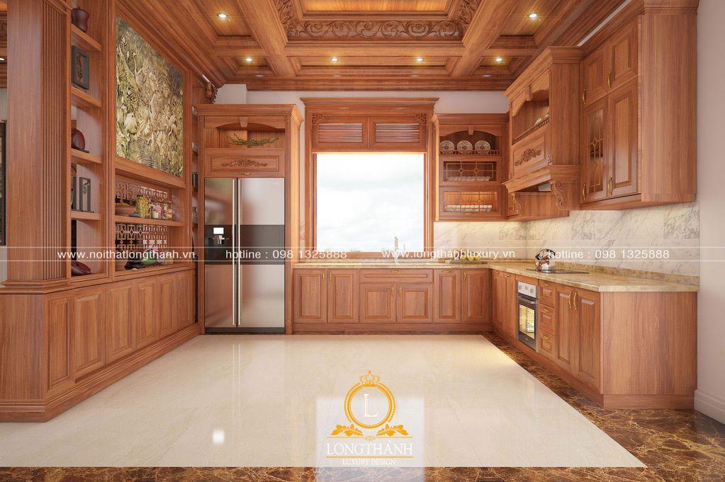Thiết kế nội thất tân cổ điển cao cấp – Vẻ đẹp sang trọng vượt thời gian