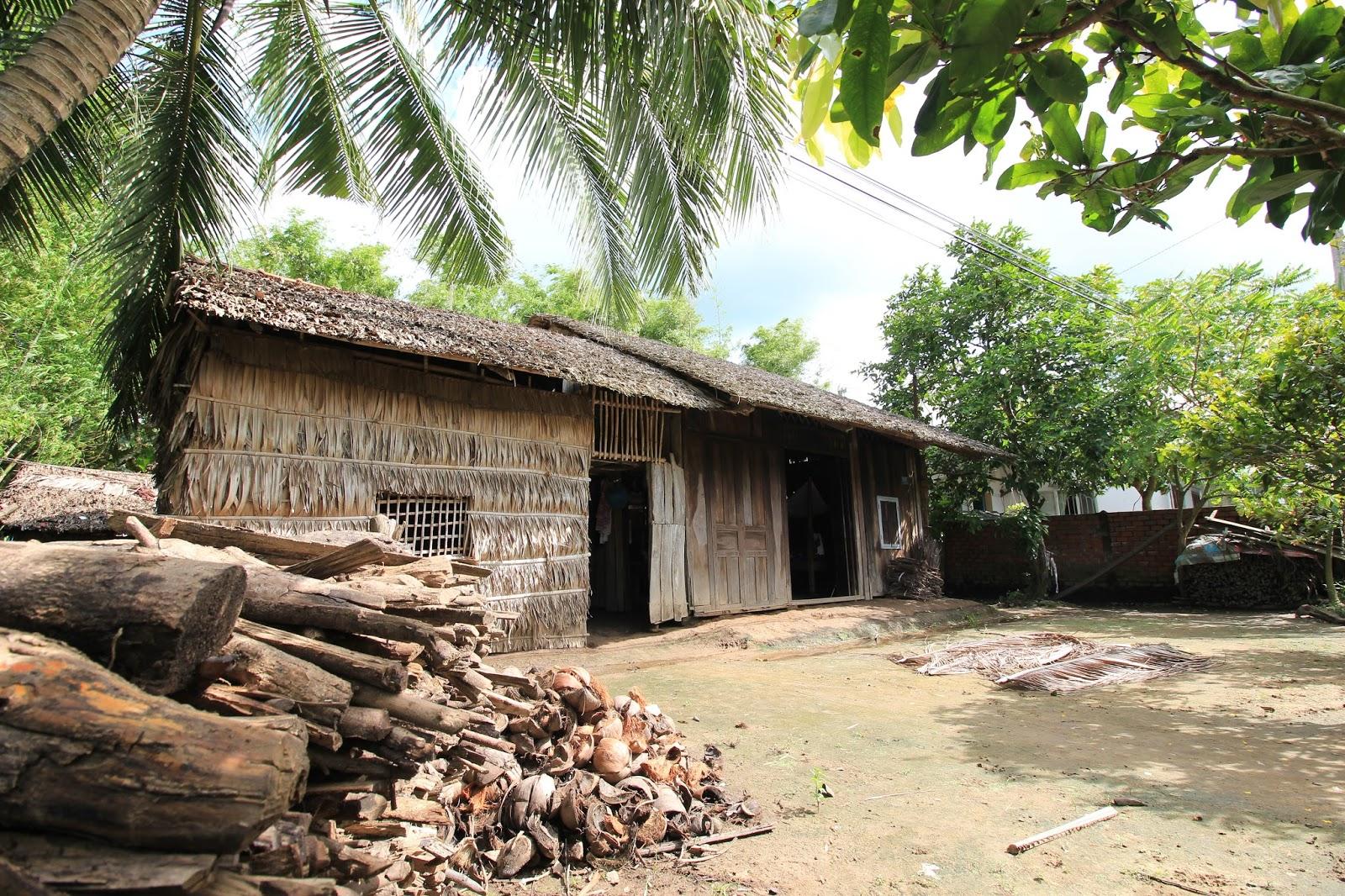 Nhà lá | Mẫu kiến trúc đậm chất dân dã Việt