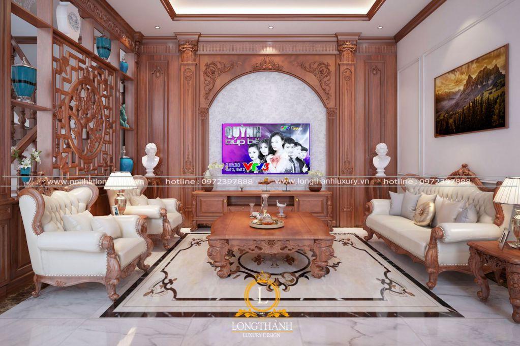 Dự án thiết kế và thi công nội thất nhà chị Thủy tại TP Nam Định