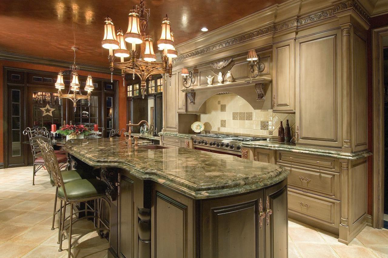 Phong cách thiết kế nội thất cổ điển Pháp kiêu sa lộng lẫy