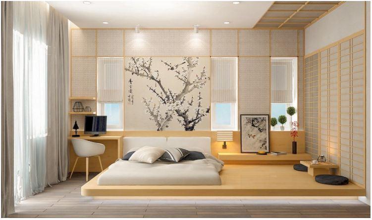 Nội thất phong cách Zen thiền - Nét đẹp văn hóa Nhật Bản
