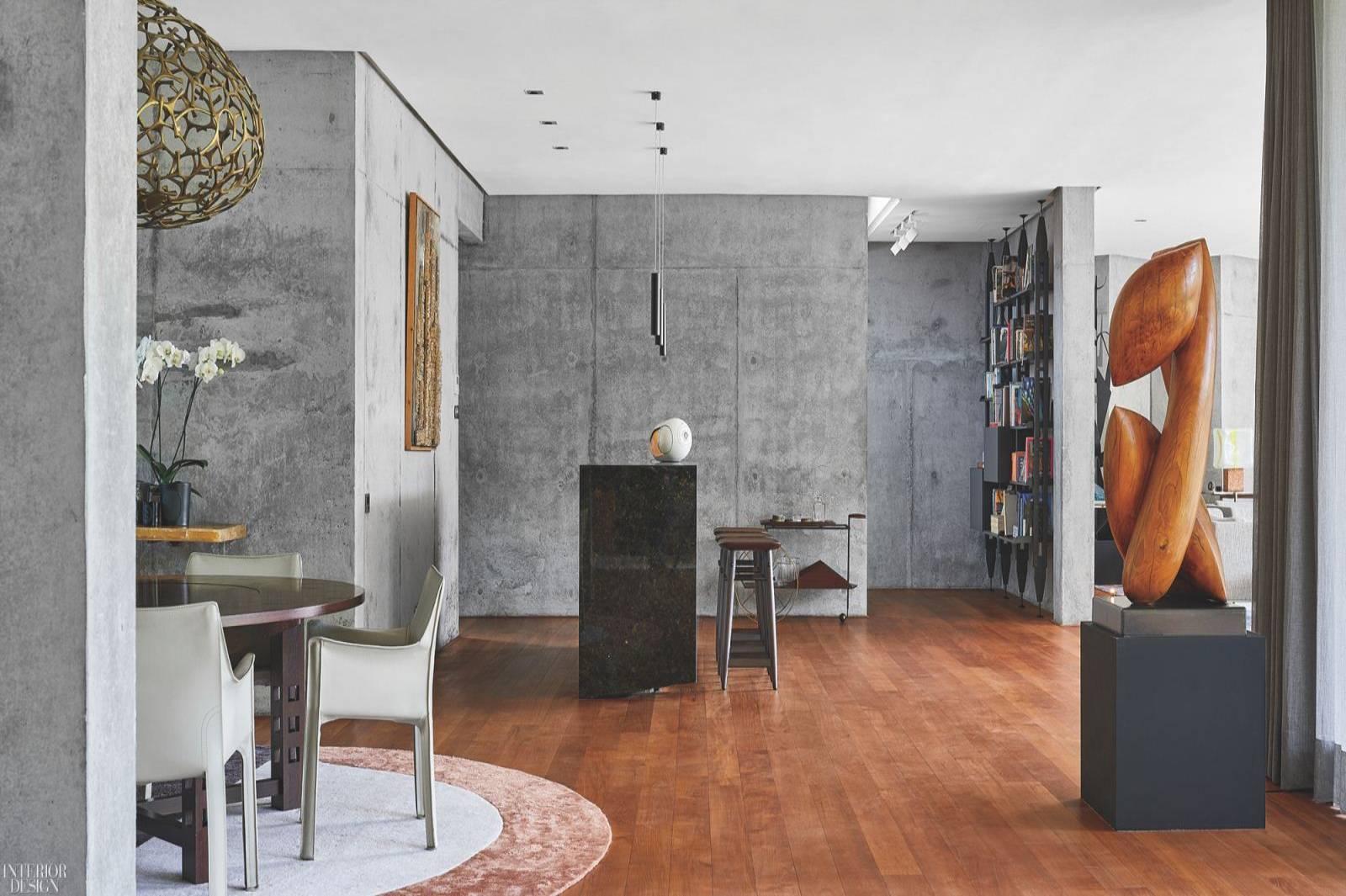 Phong cách nội thất Brutalism là gì? Trào lưu thiết kế nội thất thô mộc