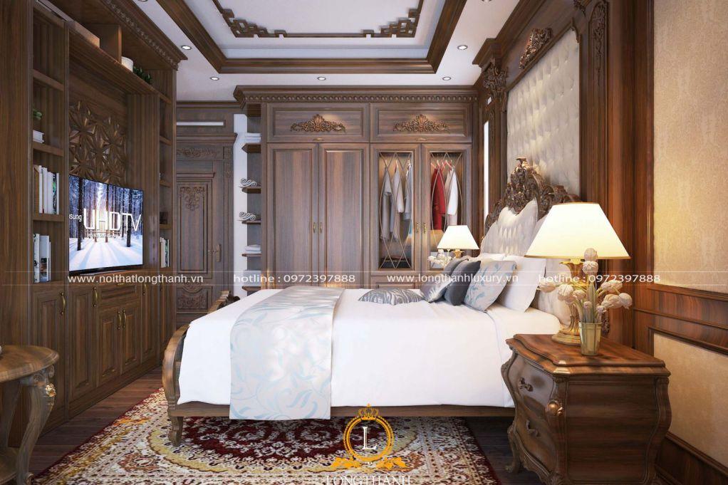 Dự án thiết kế thi công nội thất nhà anh Nghiêm tại Quy Nhơn.