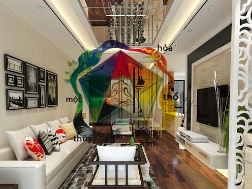 Nguyên tắc trang trí nội thất hợp phong thuỷ cho từng bản mệnh