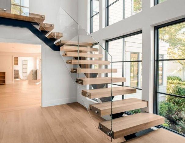 Cách tính bậc cầu thang để tránh vào cung xấu