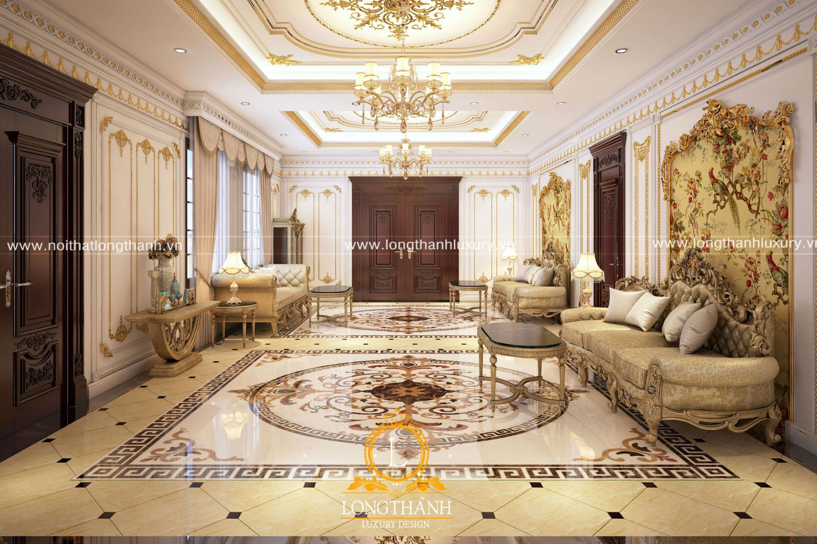 Những lưu ý khi thiết kế nội thất theo phong cách cổ điển