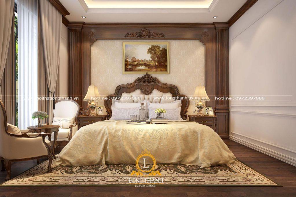 Thiết kế phòng ngủ với kích thước nào là chuẩn nhất?