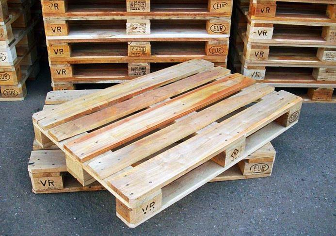 Những thông tin hữu ích bạn nên biết về gỗ Pallet