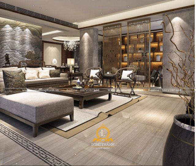 Không gian nội thất biệt thự hiện đại đẹp mang dấu ấn cá nhân của gia chủ