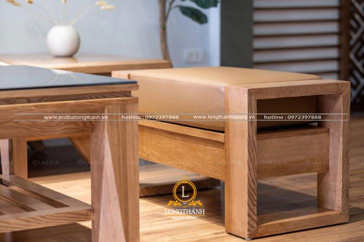 Bộ sofa đơn giản tiện nghi và linh hoạt