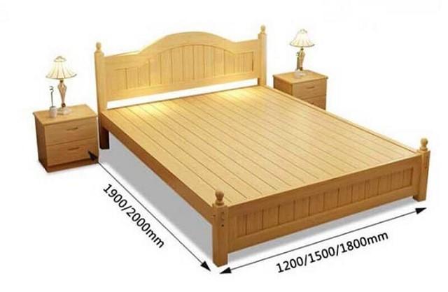 Kích thước giường king size theo phong thủy