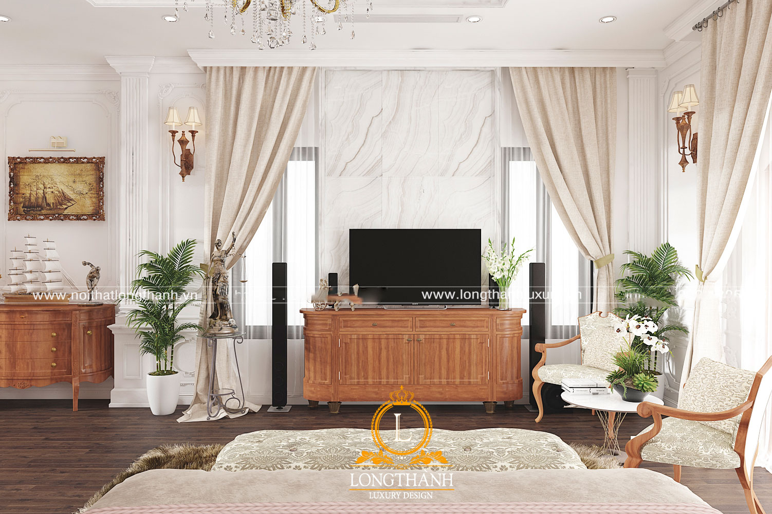 Thiết kế kệ tivi phòng ngủ cần tuân thủ theo một số các yêu cầu để đảm bảo sự tiện lợi và phong thủy