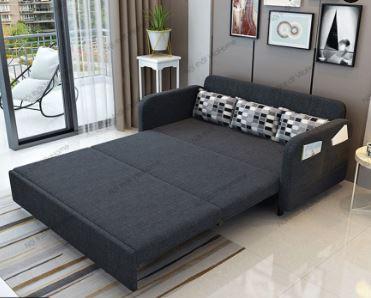 Mẫu sofa bed lớn dành cho không gian rộng