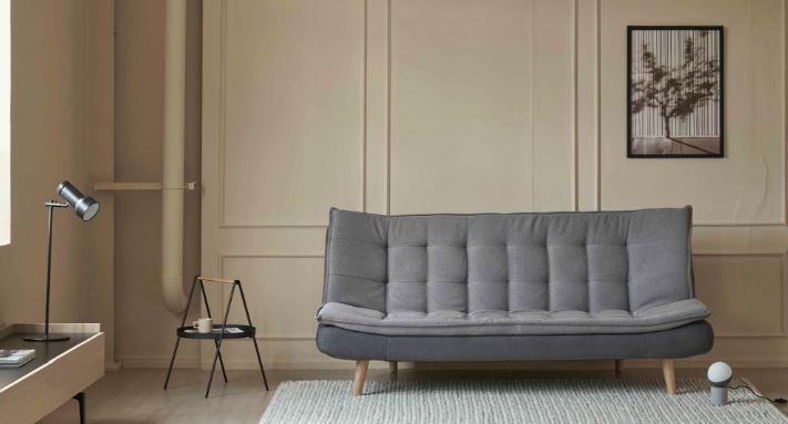 Không gian ấn tượng với mẫu sofa giường