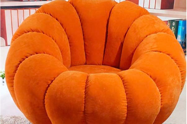 Mẫu ghế lười hình quả bí
