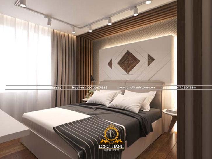 Màu sắc phòng ngủ hiện đại được chủ nhân lựa chọn kết hợp độc đáo