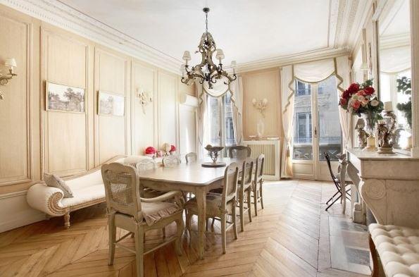 Thiết kế nội thất biệt thự Pháp mang đến vẻ đẹp lãng mạn cho ngôi nhà của bạn
