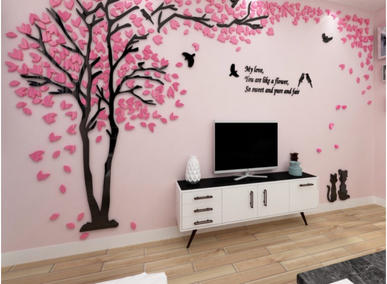 Căn nhà đẹp hơn khi được trang trí bởi những món đồ đơn giản của chủ nhân