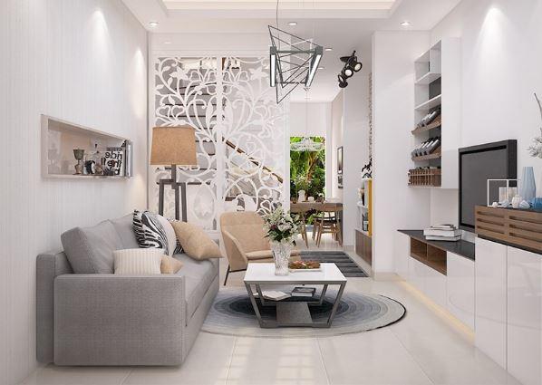 Mẫu sofa giường với đa dạng mẫu mã phù hợp với mọi không gian phòng khách