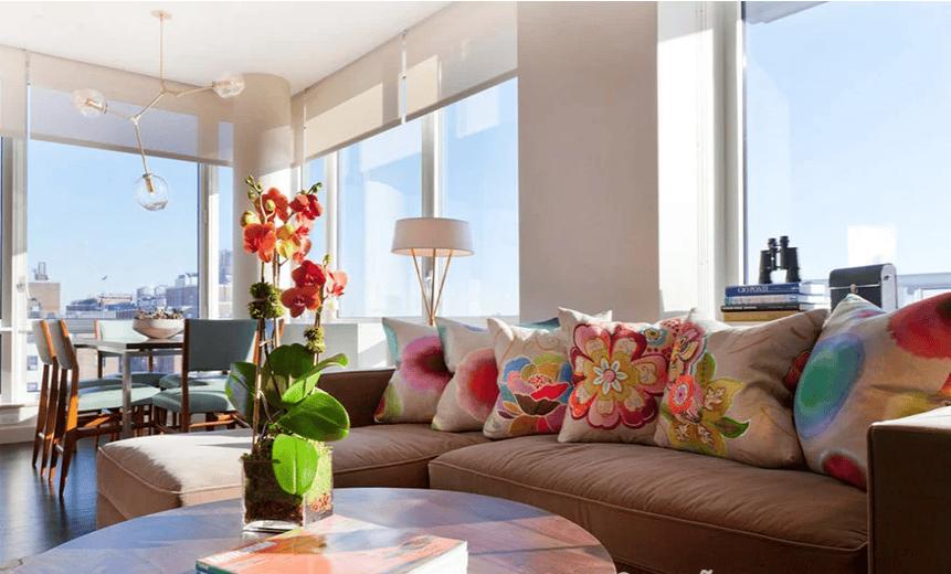 Căn phòng khách đẹp và thêm phần sang trọng