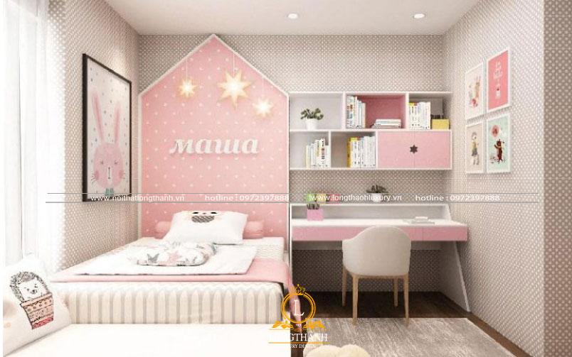 Phòng ngủ bố trí đồ nội thất thiết yếu