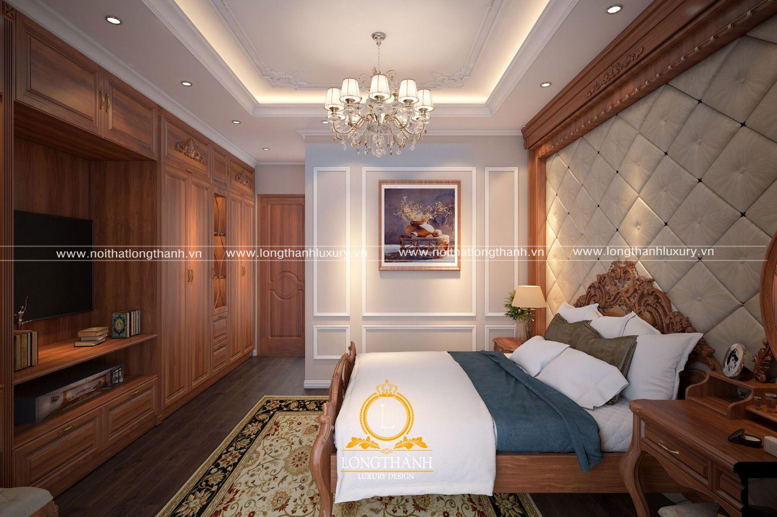 Phòng ngủ đẹp thoải mái
