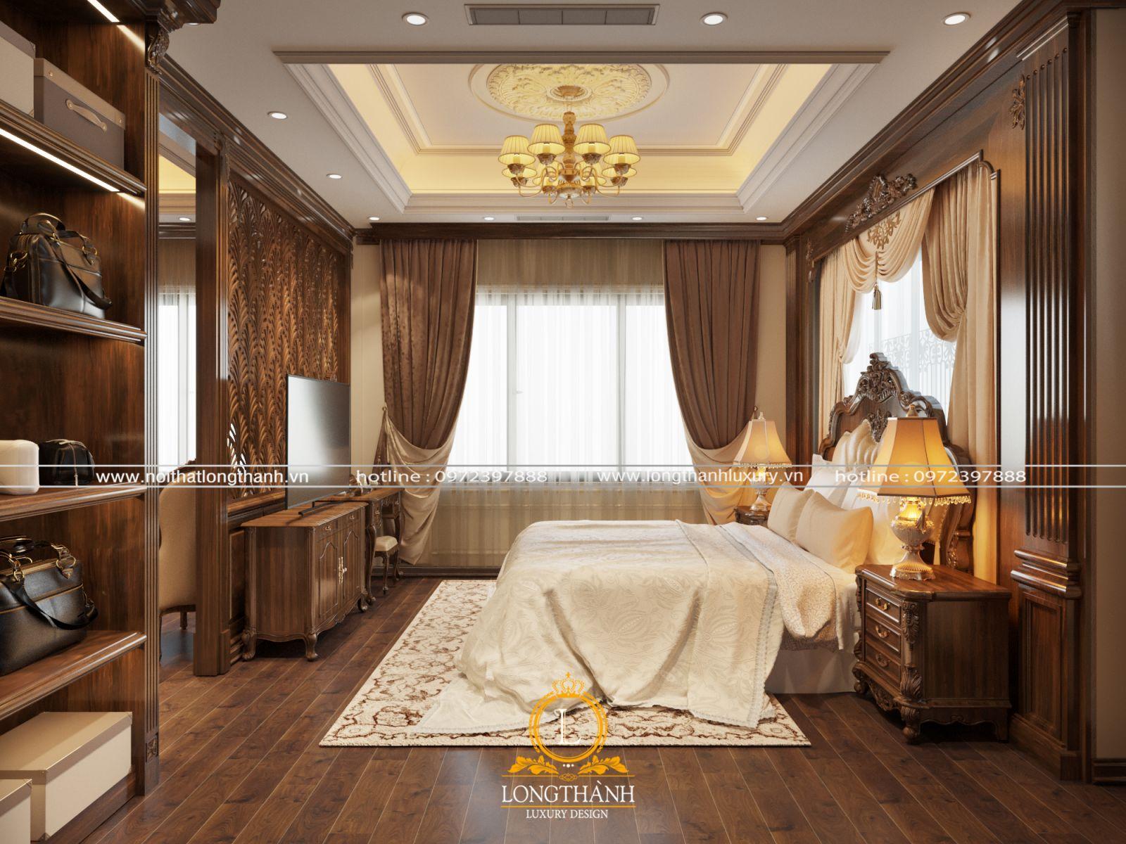 Phòng ngủ vip master