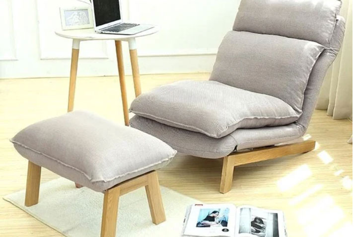 Sofa lười có thiết kế đôn