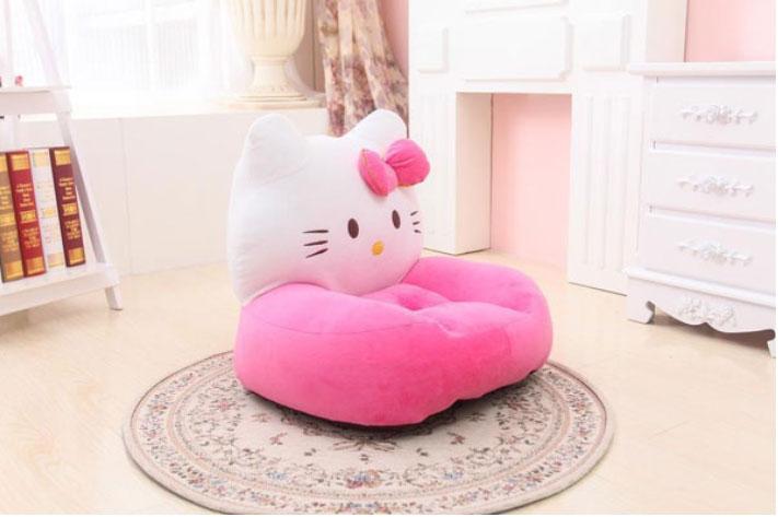 Sofa lười hình con vật dễ thương