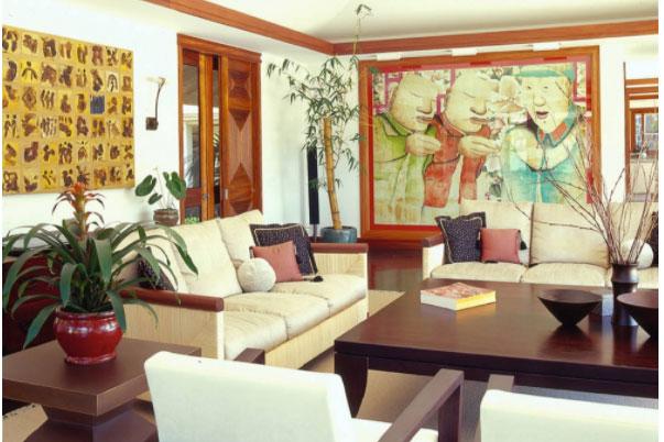 Tranh trang trí cho phòng khách đẹp